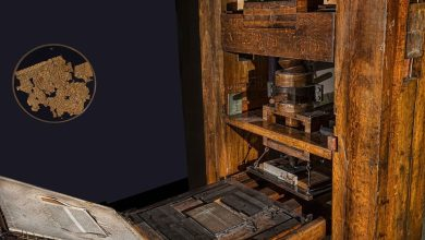 Photo of Asia's 1st Printing Press which came to Goa, disappeared into thin air?