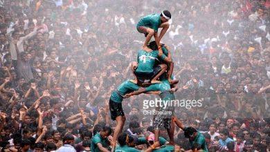 Photo of Gokulashtami celebration in Goa: at the stroke of midnight Krishna was born