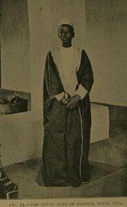 Daudi Cwa II