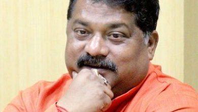 Photo of Dy Speaker Vishnu Wagh hospitalized due to cardiac arrest