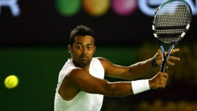 Photo of Olympic record breaker- Leander Paes