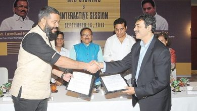 Photo of Telengana and Goa ink MOU on IT development
