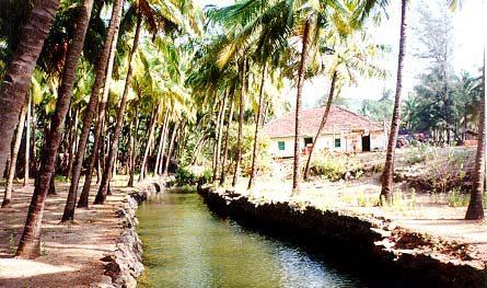 cleanest villages