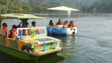 Photo of Mayem Lake beautification project : Tourist Destination