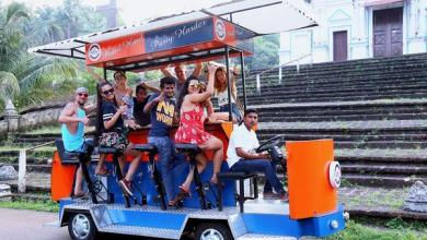 Photo of Hop on and hop off the 'Cycle Party'- Goa's latest tourist attraction