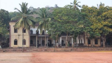 Photo of Goa's first English school to celebrate its 130th anniversary