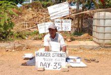 Photo of Death for the man on hunger strike in Porvorim ?