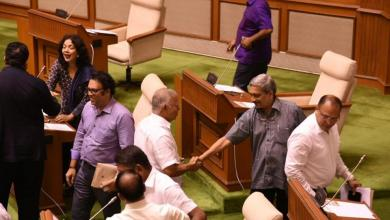 Photo of BJP wins the floor test, Alemao votes for coalition govt and Vishwajeet resigns from the Congress