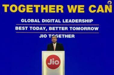 "Jio, Jio"" – a chant on everybody's lips as Ambani launches free JioPhone"