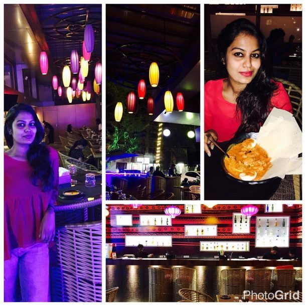 Eating places in North Goa