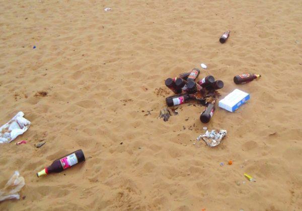drinking in public in Goa banned