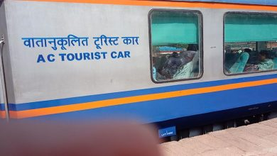 Photo of Travelling in the new JanShatabdi Vistadome from Mumbai to Goa