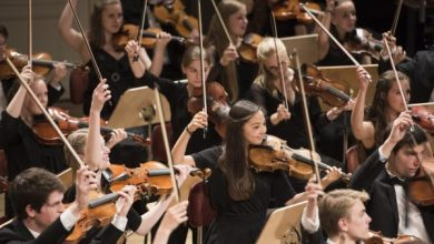 Photo of The German National Youth Orchestra visits Goa this week