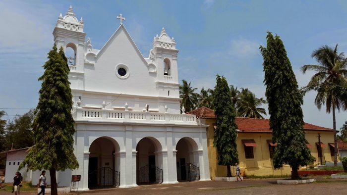Nerul church
