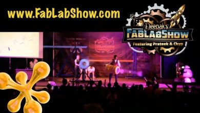 Photo of The FabLabShow – India's First Live Science Theatre Show in Goa again