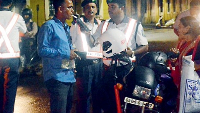 Photo of Drunk drivers booked in 315 cases by Goa police over the weekend