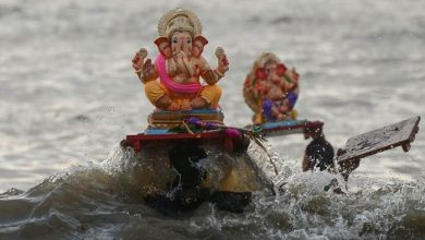 Photo of Immersion of Ganesh idols to get easier with the help of Drishti lifeguards