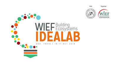 Photo of WIEF IdeaLab 2018 to take place in Goa next week courtesy of GIM
