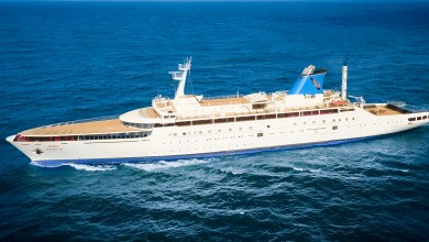 Photo of Angriya – India and Goa's first cruise liner set anchor in Goa