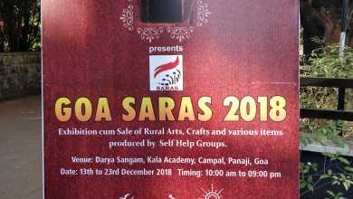 "Photo of Goa Saras – the exhibition that promotes ""StreeShakti"""