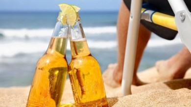 Photo of Prepare for a 'fine' time if caught drinking on the beach