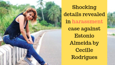Photo of Shocking details revealed in harassment case against Estonio Almeida by Cecille Rodrigues