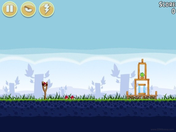 Angry Birds Falas ITshqip