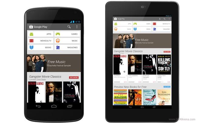 Google sjell perditsimet per Play Store Itshqip