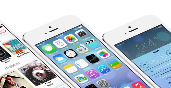 APple iOS 7 platoforma ITshqip