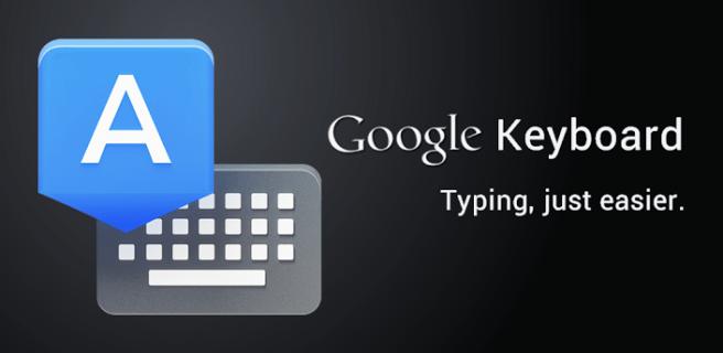 Google Keyboard ITshqip