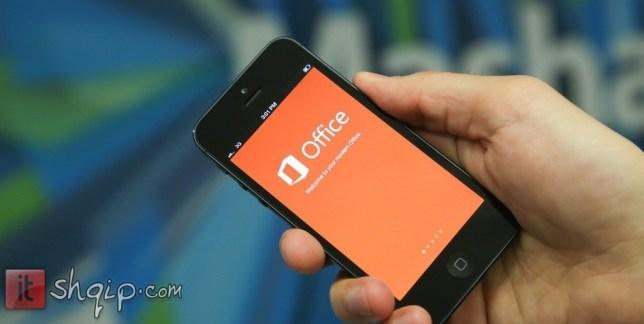 Microsoft OfficeperIphone Itshqip