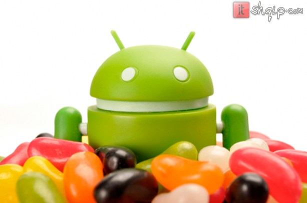 Andorid Jelly Bean 4.2.2 ITshqip