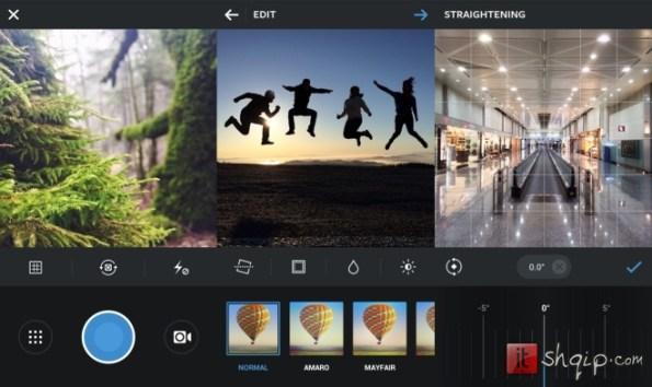 Instagram me dizajn të ri
