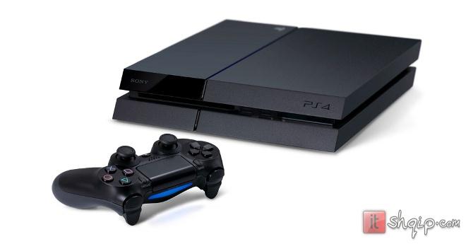 Sony ka shitur 6 milionë PlayStation 4
