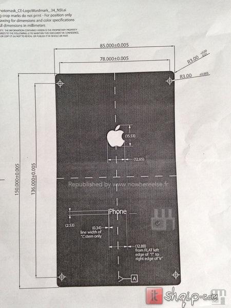 iPhone 6 do ketë ekran 5.5 inç 1