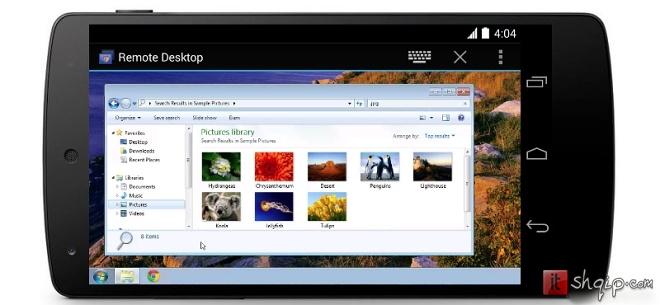 Chrome Remote Desktop është në dispozicion në Android