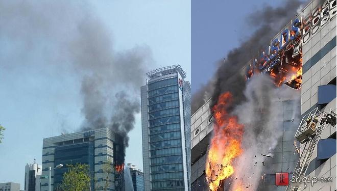 Qendra e të dhënave të Samsung-it digjet nga zjarri