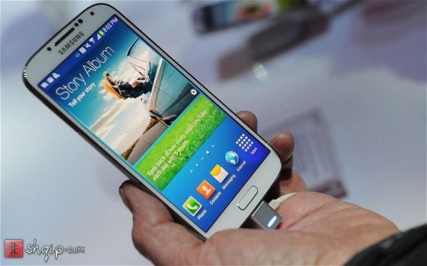 Samsung lëshon një reklamë të re për Galaxy S5