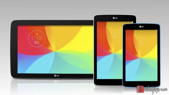 LG prezanton tabletat e reja G Pad