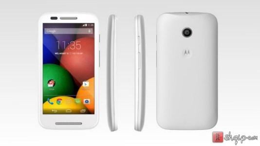 Motorola lanson pajisjen Moto E
