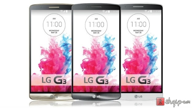 Zyrtare LG prezanton LG G3