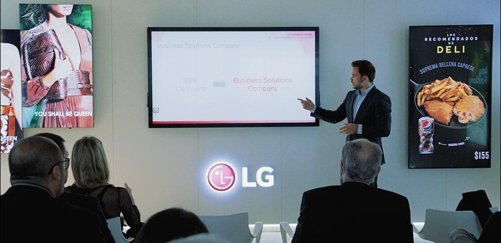 LG arrancó el 2019 con novedades para todos los mercados - ITSitio