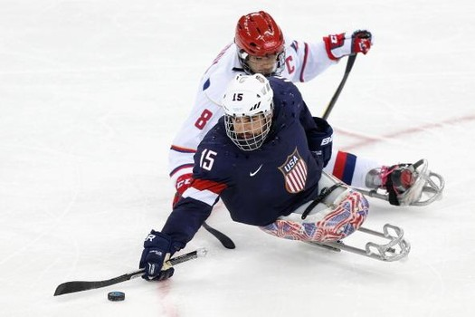 """2014 Paralympics Inspiration """"The world's toughest moms…"""""""