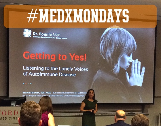 MedxMondays – @DrBonnie360's Autoimmune Presentation