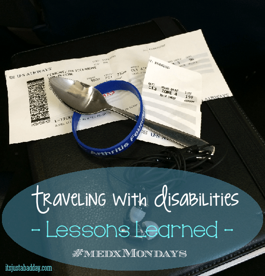#MedxMonday – Traveling with Disabilities