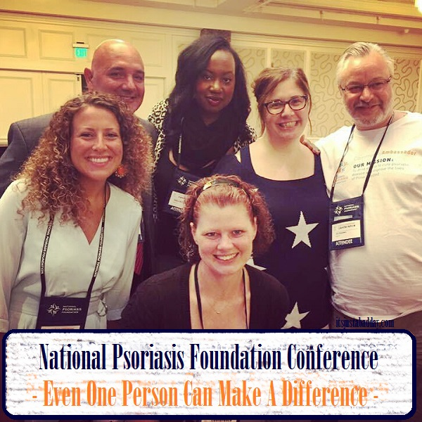 NPF Conference : Even One Person Can Make A Difference
