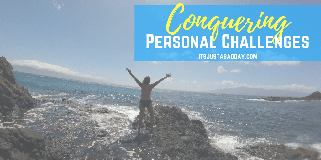 Conquering Physical Challenges - Itsjustabadday.com Overcoming psoriatic arthritis and avascular necrosis challenges to go on an active hiking trip in Hawaii (1)