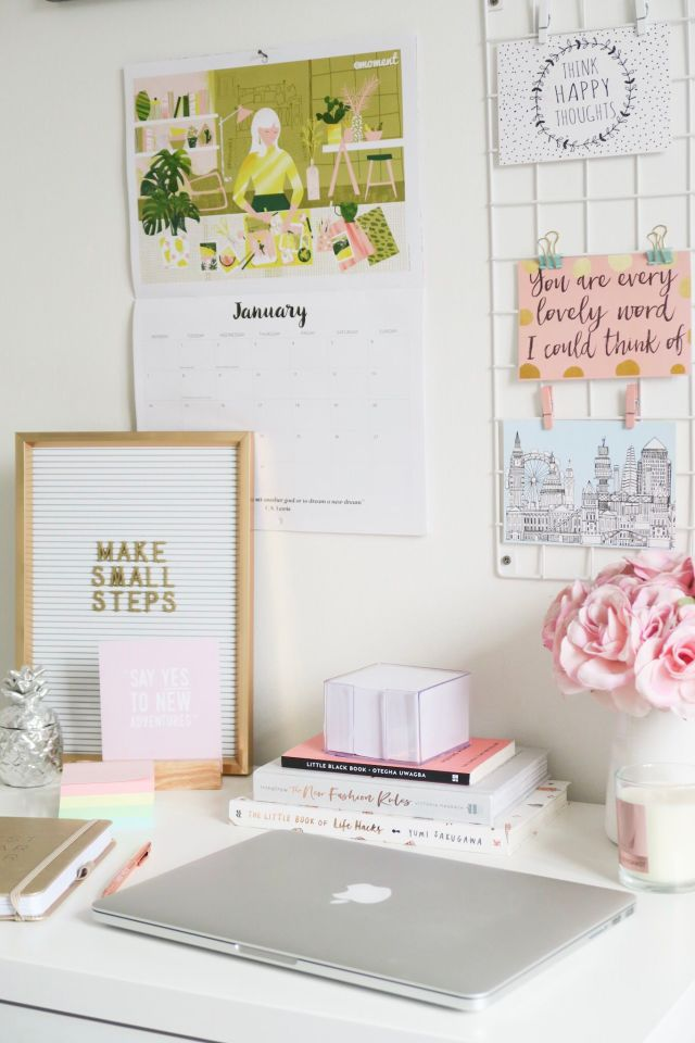 Desk Essentials To Add To Your Work Space