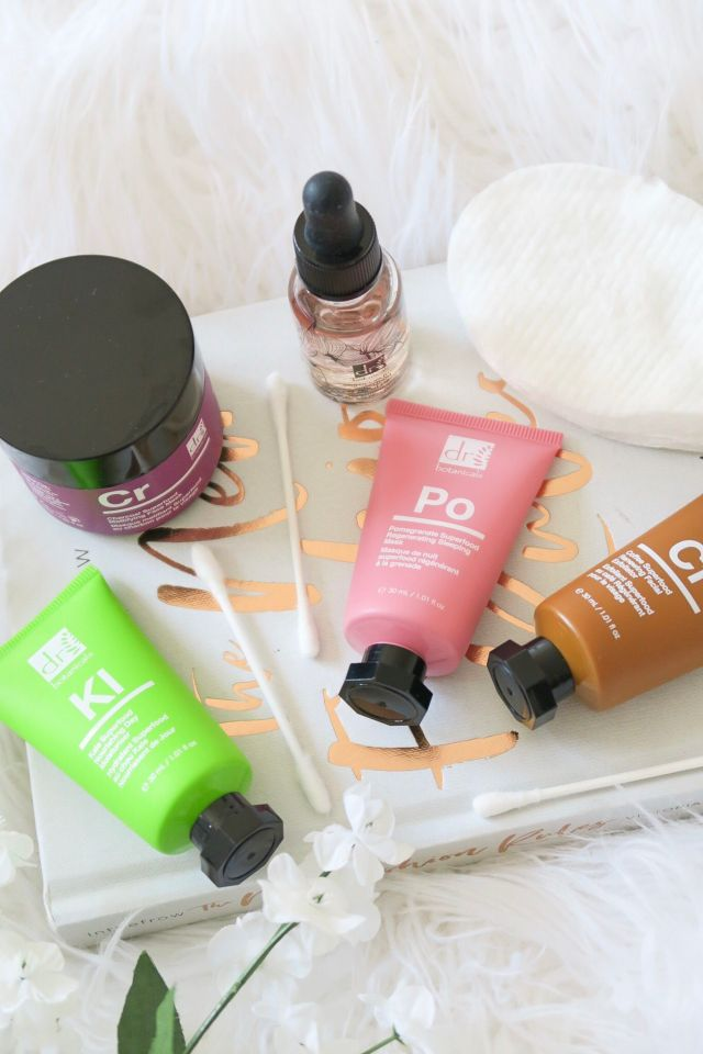 Introducing Dr Botanicals Into My Skincare