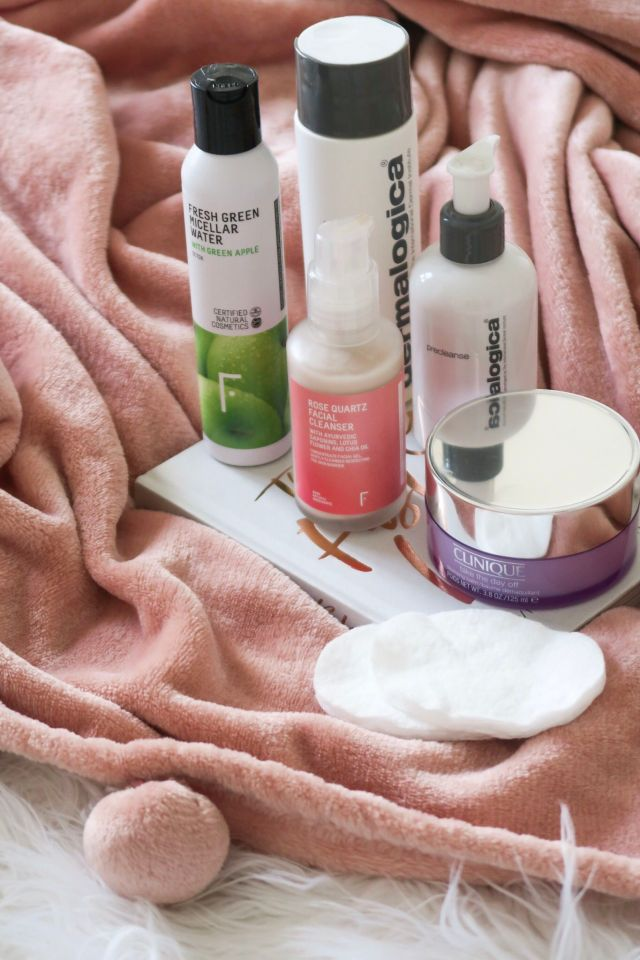 Introducing Double Cleansing Into Your Skincare Routine